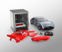 Printing Cars