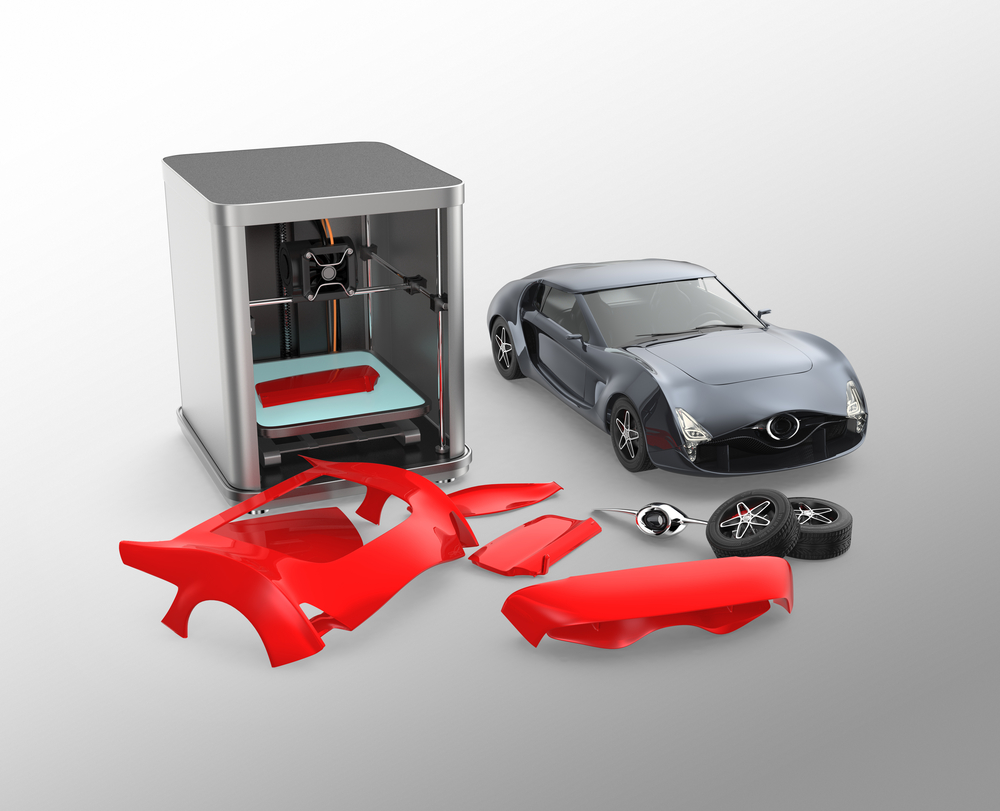 Printing Cars 3ds Transportation Amp Mobility