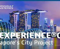 VIRTUAL SINGAPORE with 3DEXPERIENCity