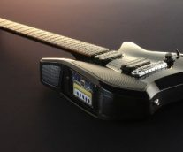 SOLIDWORKS Fusion Guitar Case Study