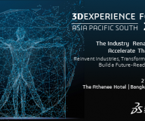 The 3DEXPERIENCE FORUM comes to Thailand in 2019