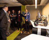Design facility pushes innovation boundaries