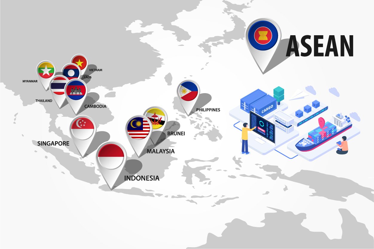 Supply Chain Diversification: The ASEAN Opportunity | AP South