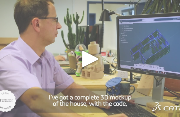 CATIA Champion Story from Eric Neuville, Leko Labs