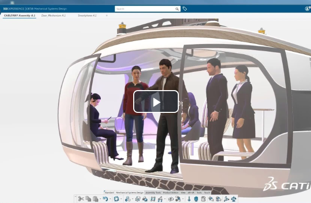CATIA R2020x – watch the highlights video