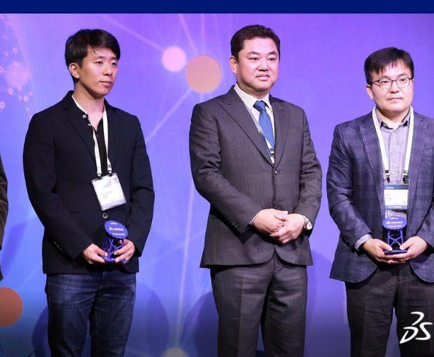 CATIA Champions Ceremony in Korea