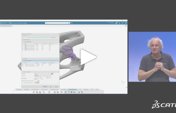 [WEBINAR Replay] Cognitive Augmented Design for Lightweight Engineering on January 15