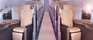 CATIA Aircraft Interiors Expo in Hamburg from March 31st to April 2nd