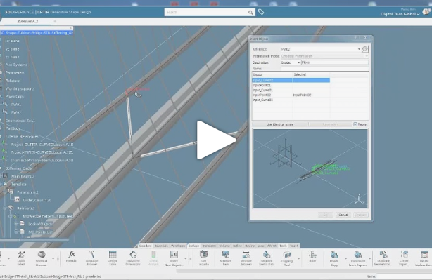 Automation Example Zubizuri Bridge – Brace