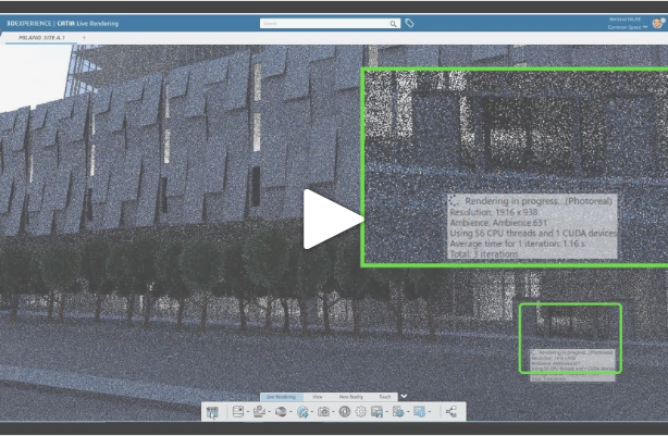 Tutorial | Use Denoiser option to create Live rendering videos