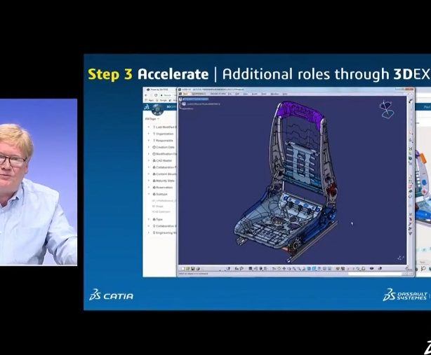 [WEBINAR | Registration] Connected Engineering with CATIA V5 | October 14th