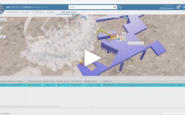 Large Assemblies in the 3DEXPERIENCE Platform Video Series – Part 3: Demo