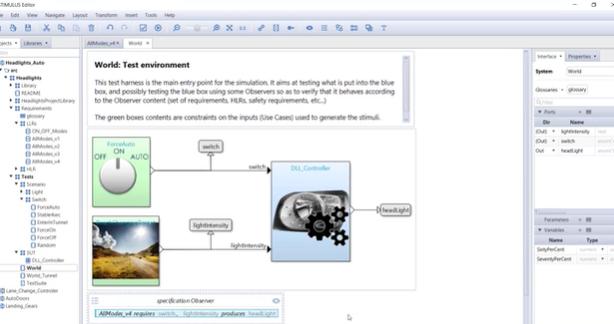 Next Generation Test Automation tool: STIMULUS