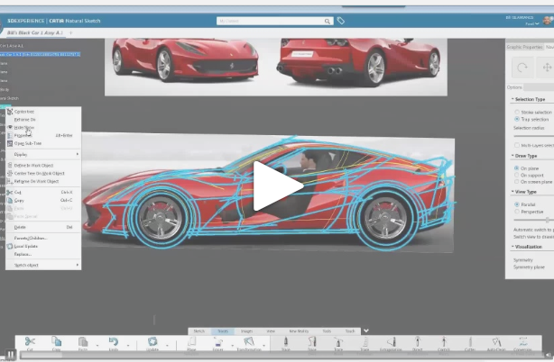 Webinar- CATIA Design Business Process Flow