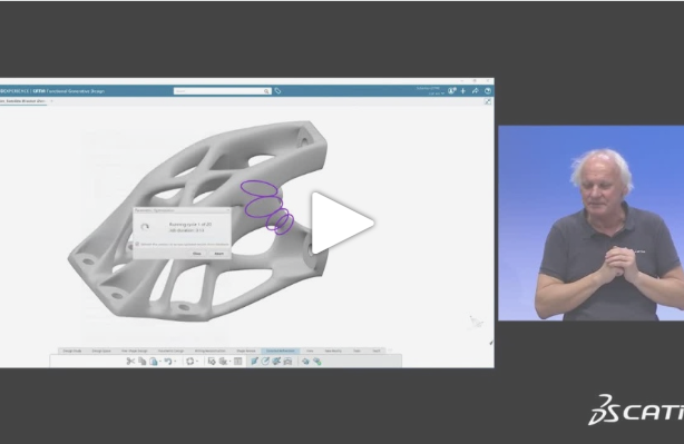 [WEBINAR | REPLAY] Cognitive Augmented Design for Lightweight Engineering
