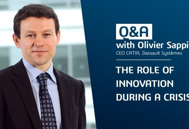 Innovation During a Crisis: A Conversation with Olivier Sappin