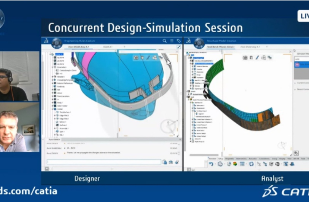 [WEBINAR | Replay] CO-MODSIM Collaboration on the 3DEXPERIENCE platform