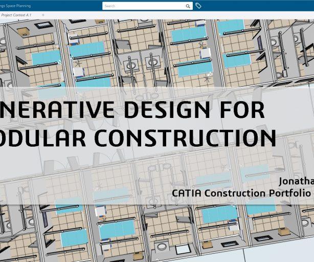 [WEBINAR | Replay] Vertically Integrated Construction | Generative Design for Modular Construction