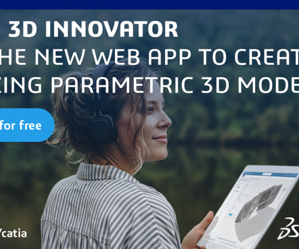 3D Innovator Tribe – Free trial to try xDesign app!