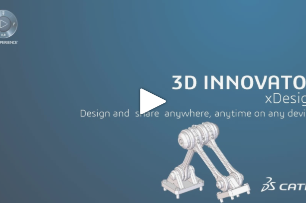 Design and share anywhere, anytime on any device with CATIA xDesign