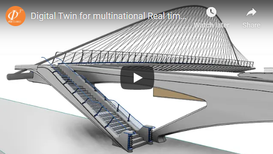 Digital Twin for real time collaboration in the AEC!