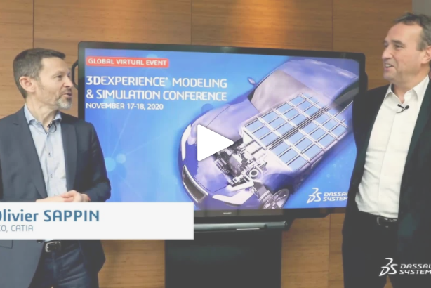 MODSIM 3DXCONFERENCE | Modeling & Simulation: A Perfect Union of Form and Function on the 3DEXPERIENCE Platform