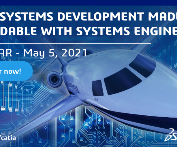 [WEBINAR | LIVE] Cybersystems Development Made Affordable with Systems Engineering | May 5th