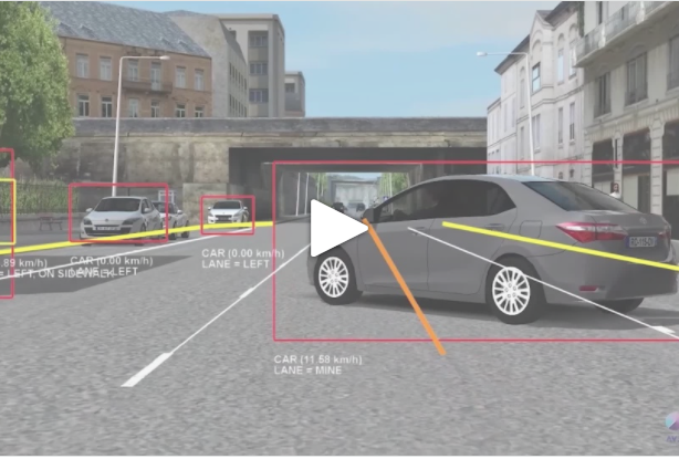 CATIA Systems Cyber | Advanced Driver Assistance Systems Verification & Validation