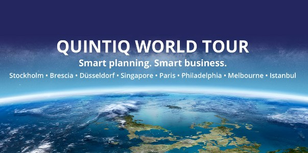 Join the DELMIA Quintiq World Tour