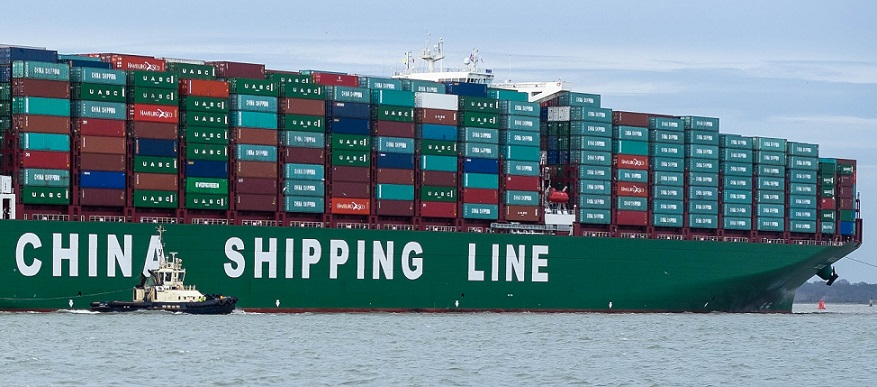 Planning for the world's largest container ships - Quintiq Blog