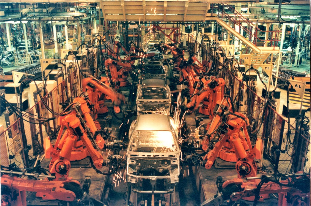 The missing link in automotive manufacturing