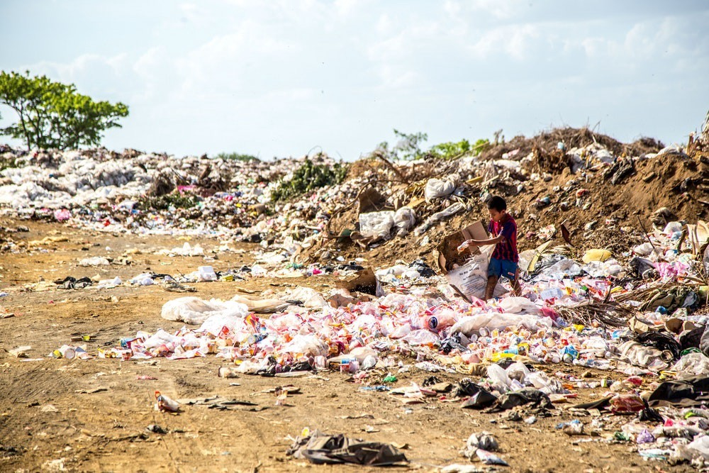 Can circular supply chains help with global waste?