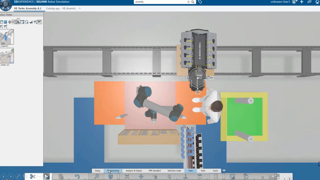 Cobots: The Benefits of Using Simulation for Implementation