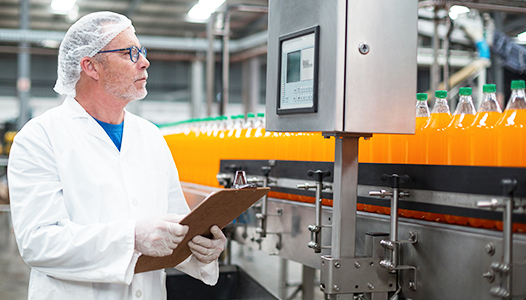 Planning Your Value Chain in a Disruptive Food Processing