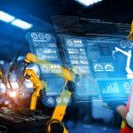 manufacturing with a virtual twin