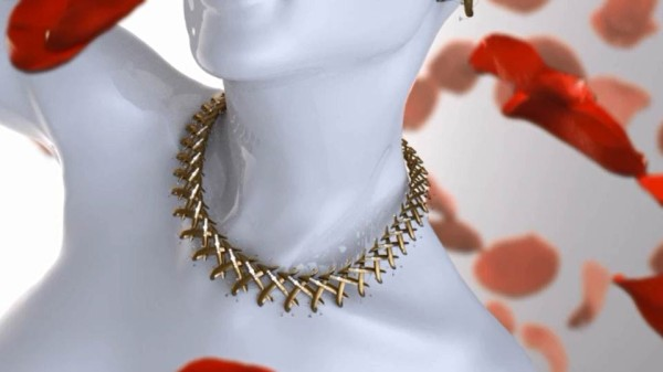 3D Experiences in Jewelry