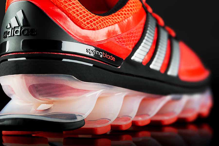 springblade adidas shoes