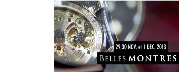 belles montres