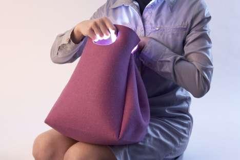 glowing purse 2