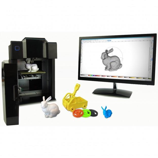 Printme 3d up la mini imprimante 3d parfaite pour la for Imprimante 3d pour maison