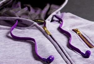 rusty hoodie