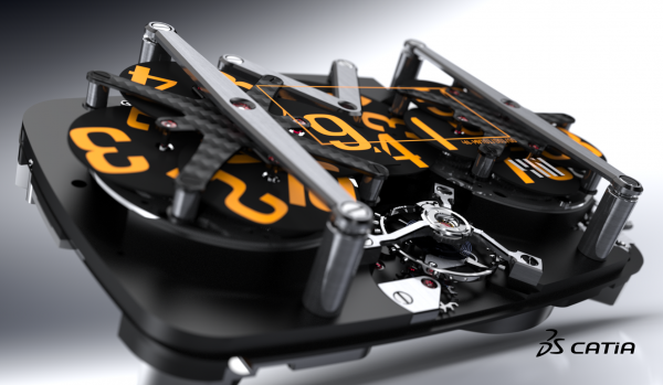 4N Watch - 3D image (3)