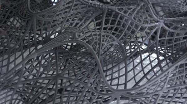 Stratasys 3D printed mesh
