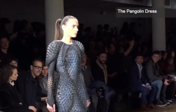 Stratasys pangolin dress