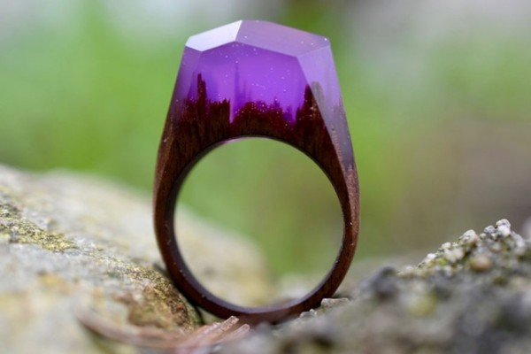 miniature-worlds-rings-Purple Rain