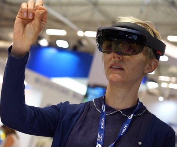 La réalité augmentée au service de l'usine du futur