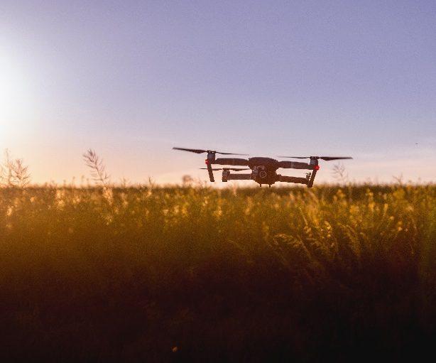 Les drones et l'avenir numérique de l'agriculture