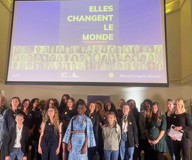 « Elles Changent le Monde » : lancement d'un livre phénomène