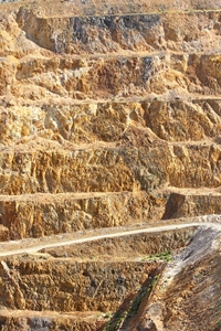 Brazil mine projected to produce top grade gold