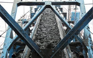 Coal from South Africa to be set for shipping next month